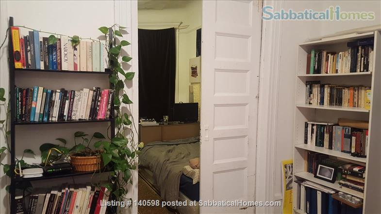 LARGE ROOM IN LARGE APARTMENT NEAR COLUMBIA UNIVERSITY Home Rental in New York, New York, United States 3
