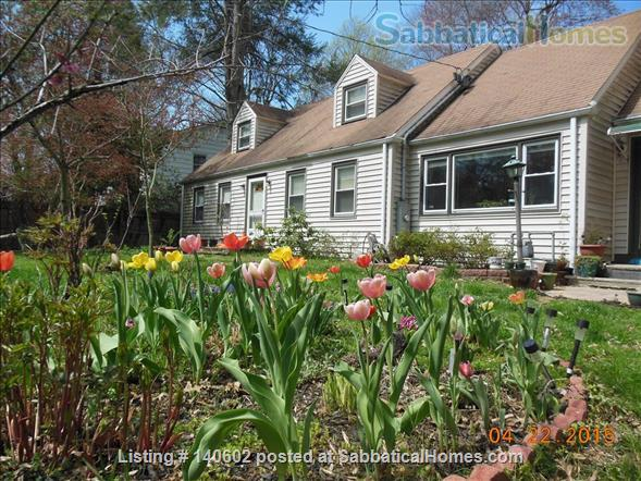 Princeton House Home Rental in Princeton, New Jersey, United States 1