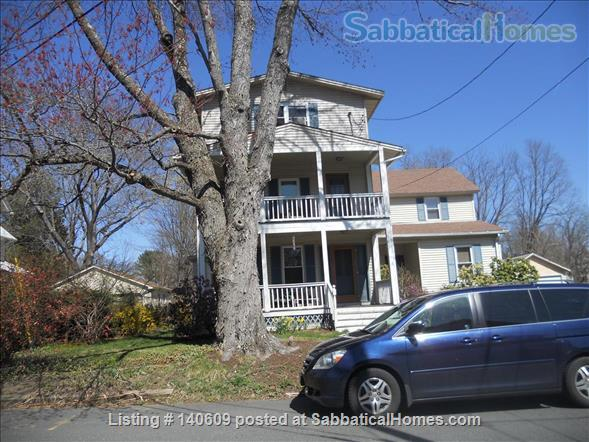 4 Bedroom Furnished House on Best Street in Northampton! Home Rental in Northampton, Massachusetts, United States 1