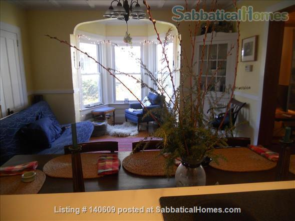 4 Bedroom Furnished House on Best Street in Northampton! Home Rental in Northampton, Massachusetts, United States 2
