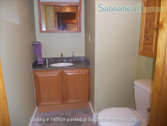 4 Bedroom Furnished House on Best Street in Northampton! Home Rental in Northampton, Massachusetts, United States 6