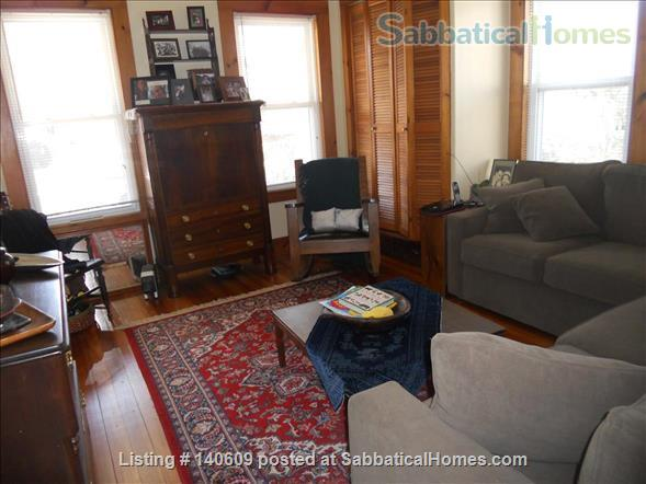 4 Bedroom Furnished House on Best Street in Northampton! Home Rental in Northampton, Massachusetts, United States 7