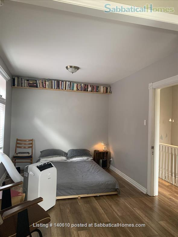 Bright, tidy one-bed room apartment in Hamilton ON  Home Exchange in Hamilton, Ontario, Canada 3