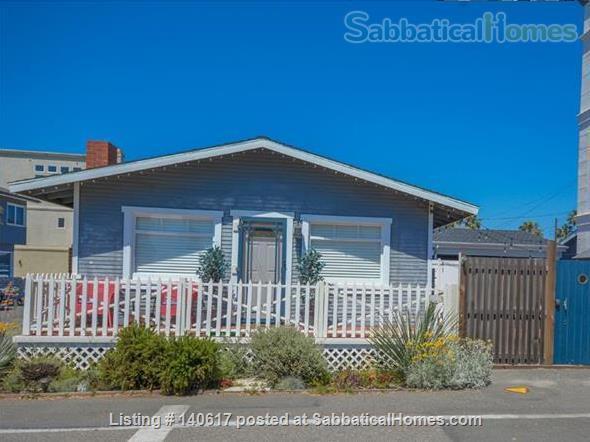 Cozy, quiet beachside cottage Home Rental in Huntington Beach, California, United States 1