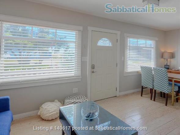 Cozy, quiet beachside cottage Home Rental in Huntington Beach, California, United States 3
