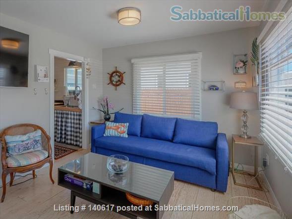 Cozy, quiet beachside cottage Home Rental in Huntington Beach, California, United States 7