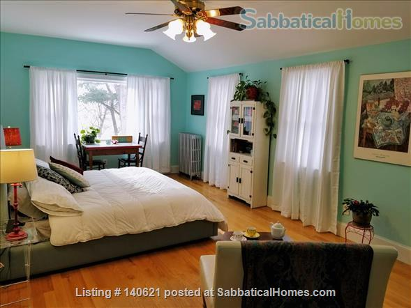 ELEGANT, 3-BEDROOM VICTORIAN GEM, DOWNTOWN! Home Rental in Ithaca, New York, United States 4