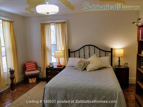 ELEGANT, 3-BEDROOM VICTORIAN GEM, DOWNTOWN! Home Rental in Ithaca, New York, United States 5