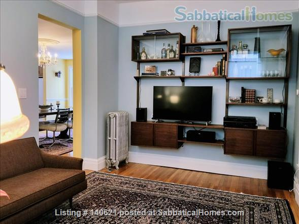 ELEGANT, 3-BEDROOM VICTORIAN GEM, DOWNTOWN! Home Rental in Ithaca, New York, United States 6