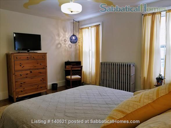 ELEGANT, 3-BEDROOM VICTORIAN GEM, DOWNTOWN! Home Rental in Ithaca, New York, United States 7