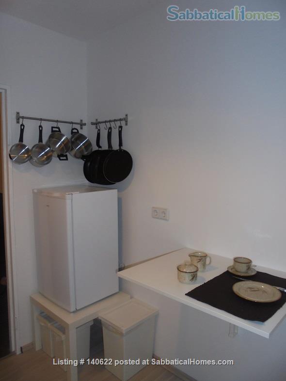 Bright 2-Room Apartment (S Schönholz) (+ Kitchen, Bathroom and Balcony) Home Rental in Berlin, Berlin, Germany 9