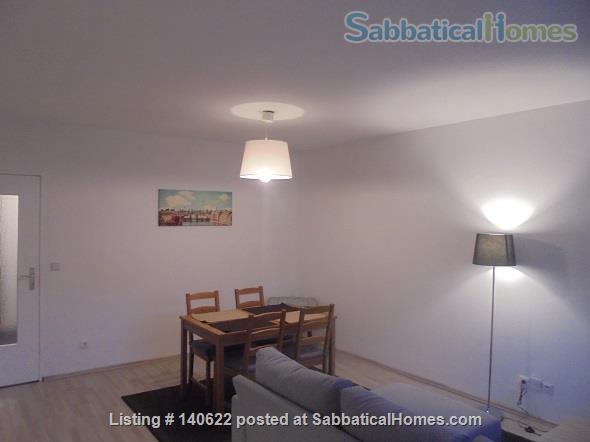 Bright 2-Room Apartment (S Schönholz) (+ Kitchen, Bathroom and Balcony) Home Rental in Berlin, Berlin, Germany 0