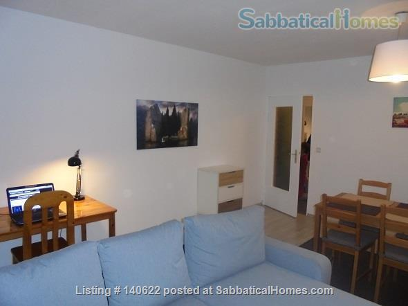 Bright 2-Room Apartment (S Schönholz) (+ Kitchen, Bathroom and Balcony) Home Rental in Berlin, Berlin, Germany 2