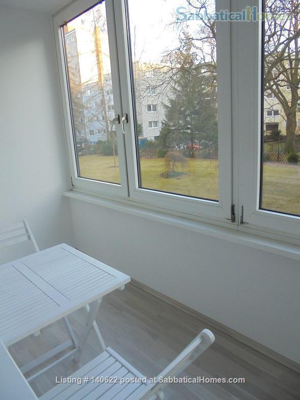 Bright 2-Room Apartment (S Schönholz) (+ Kitchen, Bathroom and Balcony) Home Rental in Berlin, Berlin, Germany 3