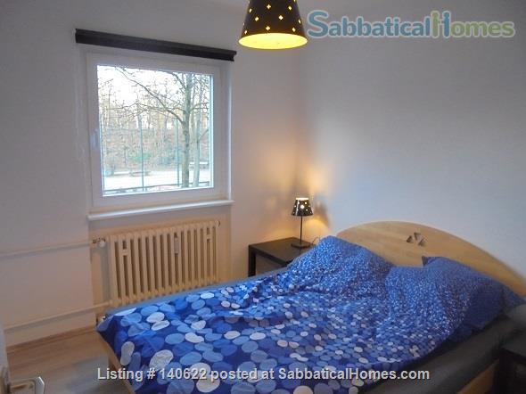 Bright 2-Room Apartment (S Schönholz) (+ Kitchen, Bathroom and Balcony) Home Rental in Berlin, Berlin, Germany 5