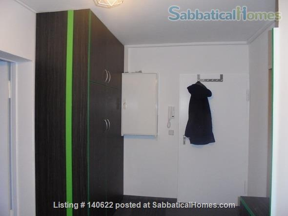 Bright 2-Room Apartment (S Schönholz) (+ Kitchen, Bathroom and Balcony) Home Rental in Berlin, Berlin, Germany 6