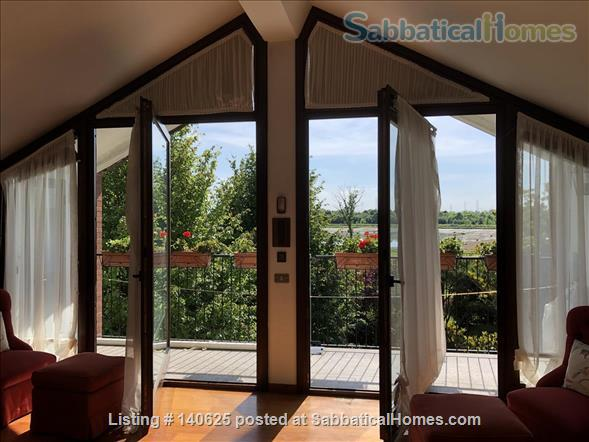Large apartment in Villa near Milan Home Rental in Basiglio, Lombardia, Italy 0