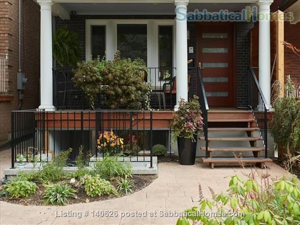 Quiet, Lower level, 1 Bedroom Flat  at Christie Park and subway Home Rental in Toronto, Ontario, Canada 0