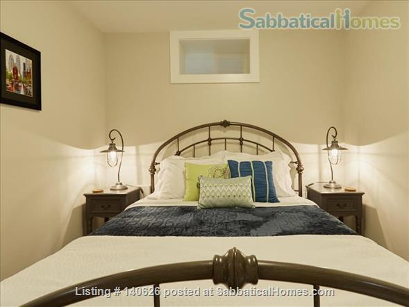 Quiet, Lower level, 1 Bedroom Flat  at Christie Park and subway Home Rental in Toronto, Ontario, Canada 4