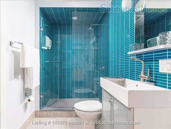 Quiet, Lower level, 1 Bedroom Flat  at Christie Park and subway Home Rental in Toronto, Ontario, Canada 5