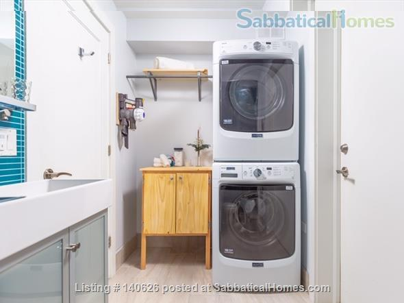 Quiet, Lower level, 1 Bedroom Flat  at Christie Park and subway Home Rental in Toronto, Ontario, Canada 6