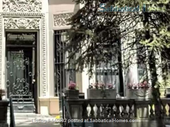 Brownstone Garden Apartment Home Rental in Flatbush, New York, United States 1