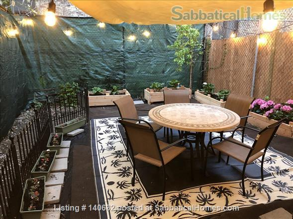 Brownstone Garden Apartment Home Rental in Flatbush, New York, United States 8