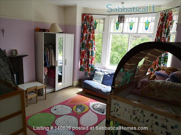 Lovely 4 bed family home with garden Manchester UK Home Rental in Manchester, England, United Kingdom 5
