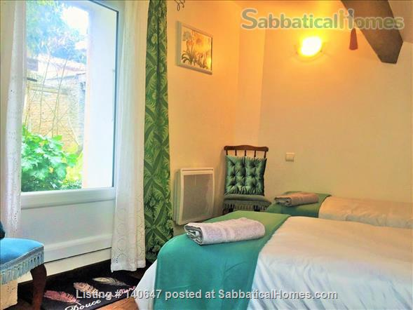 Quiet and lovely home South of France with Patio Home Rental in Saint-Pierre-des-Champs, Occitanie, France 3