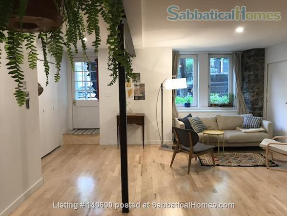 Lovely studio apartment in Montreal, Canada Home Rental in Montreal, Quebec, Canada 1