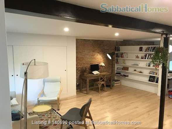 Lovely studio apartment in Montreal, Canada Home Rental in Montreal, Quebec, Canada 0