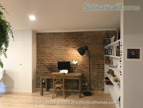 Lovely studio apartment in Montreal, Canada Home Rental in Montreal, Quebec, Canada 2