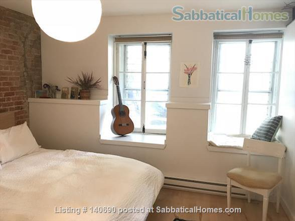 Lovely studio apartment in Montreal, Canada Home Rental in Montreal, Quebec, Canada 3