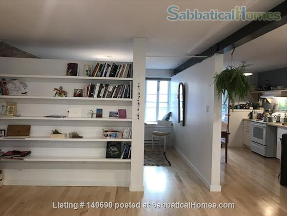 Lovely studio apartment in Montreal, Canada Home Rental in Montreal, Quebec, Canada 4