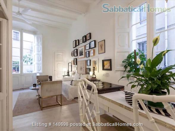 Apartment de Charme in the heart of Barcelona (at discounted price) Home Rental in Barcelona, CT, Spain 5