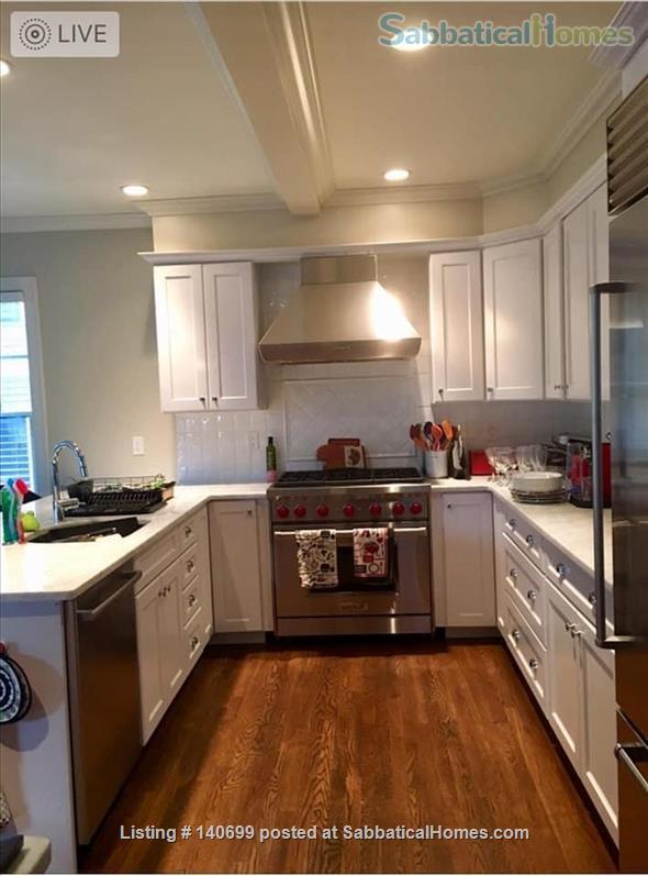 Spacious modern Brookline home steps to Coolidge Corner minutes to Boston Home Rental in Brookline, Massachusetts, United States 5