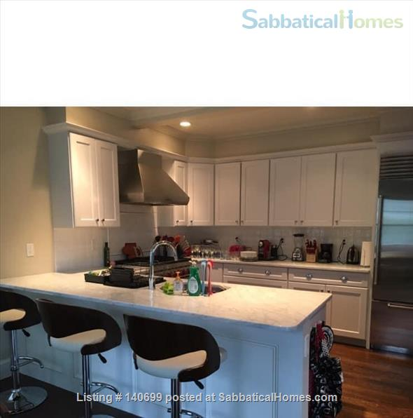 Spacious modern Brookline home steps to Coolidge Corner minutes to Boston Home Rental in Brookline, Massachusetts, United States 6