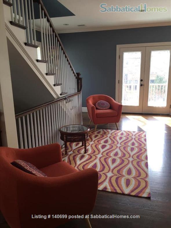 Spacious modern Brookline home steps to Coolidge Corner minutes to Boston Home Rental in Brookline, Massachusetts, United States 7