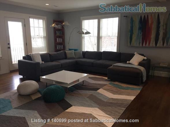 Spacious modern Brookline home steps to Coolidge Corner minutes to Boston Home Rental in Brookline, Massachusetts, United States 8