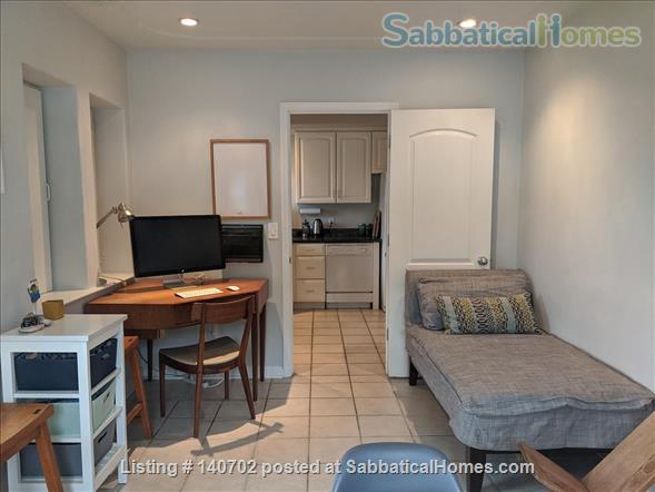 1 Block from the Beach in Monterey, CA. Terms Flexible, 2-BR/2-BA, Nice Workspace Home Rental in Monterey, California, United States 1