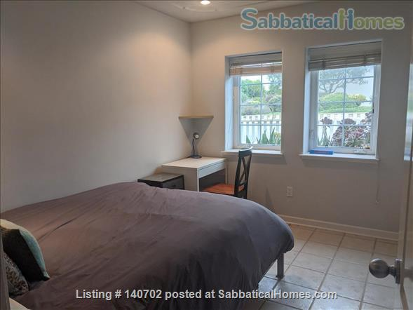 1 Block from the Beach in Monterey, CA. Terms Flexible, 2-BR/2-BA, Nice Workspace Home Rental in Monterey, California, United States 4
