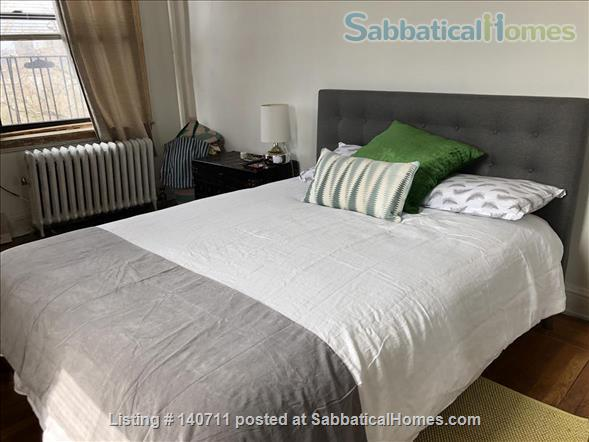 Large apartment, furnished, short or long term (up to a year) Home Rental in New York, New York, United States 5
