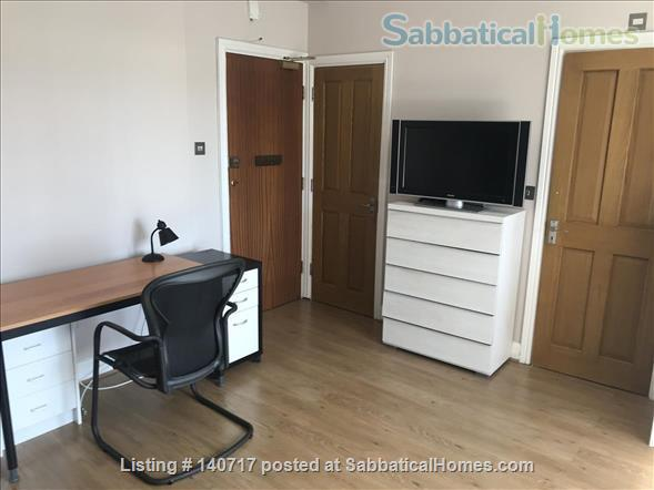 Central London Studio-Flat in excellent condition - superb central location by UCL and British Museum - Bills included Home Rental in Bloomsbury, England, United Kingdom 0
