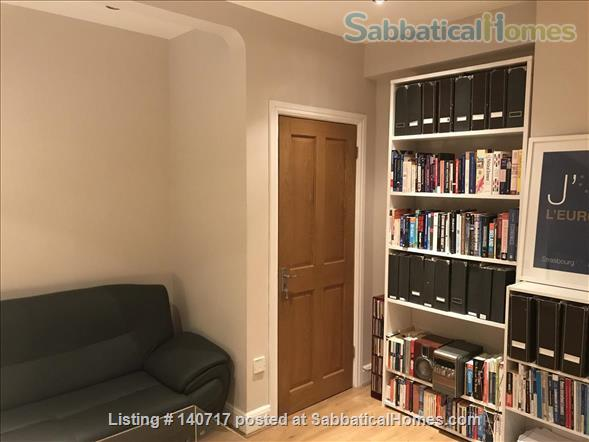Central London Studio-Flat in excellent condition - superb central location by UCL and British Museum - Bills included Home Rental in Bloomsbury, England, United Kingdom 2