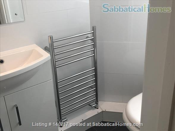 Central London Studio-Flat in excellent condition - superb central location by UCL and British Museum - Bills included Home Rental in Bloomsbury, England, United Kingdom 3