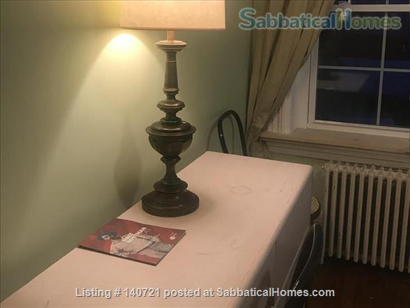 Two large furnished rooms with queen sized beds, kitchenette and marble bathroom Home Rental in Newark, New Jersey, United States 0
