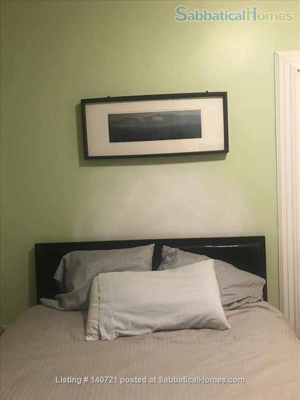 Two large furnished rooms with queen sized beds, kitchenette and marble bathroom Home Rental in Newark, New Jersey, United States 2