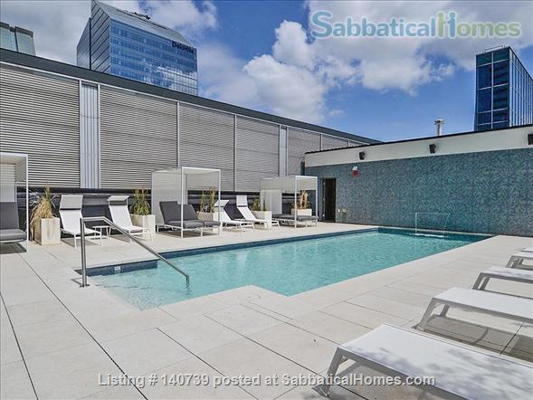 Apartment Downtown Montreal in the Montreal Canadiens Condo Complex Home Rental in Montreal, Quebec, Canada 9