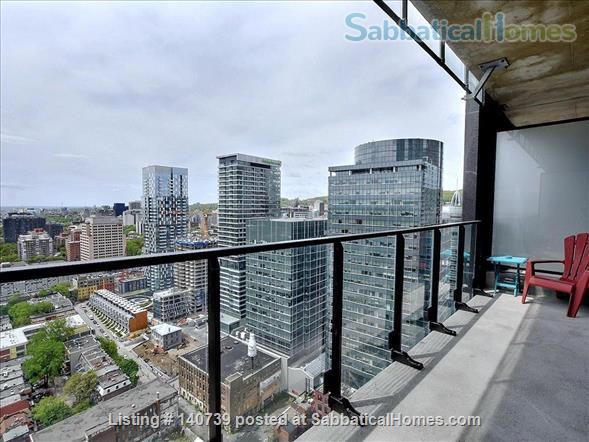 Apartment Downtown Montreal in the Montreal Canadiens Condo Complex Home Rental in Montreal, Quebec, Canada 7