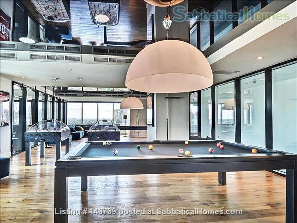 Apartment Downtown Montreal in the Montreal Canadiens Condo Complex Home Rental in Montreal, Quebec, Canada 8
